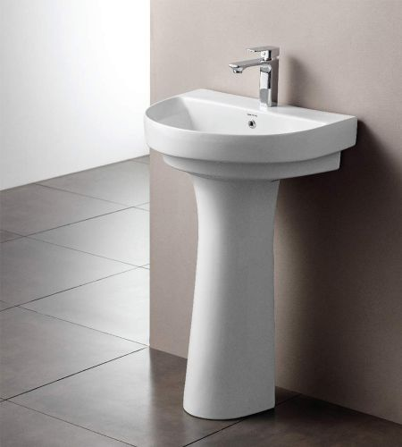 BERTINA V-1526/25 Basin With Pedestal ||