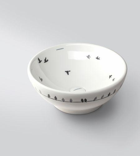 BIRDS (GLOSSY)