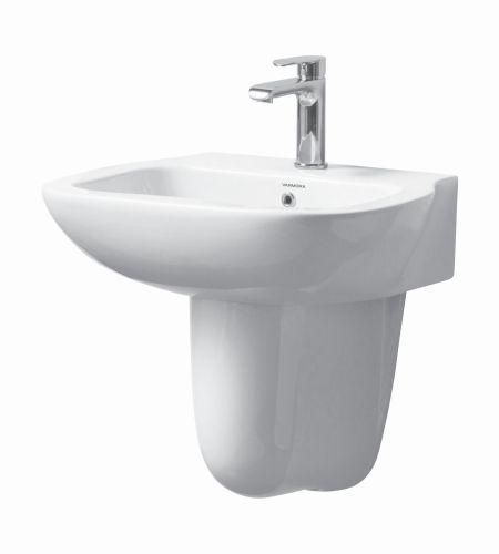 CARLA  V-1512 /13 Basin With Half Pedestal ||