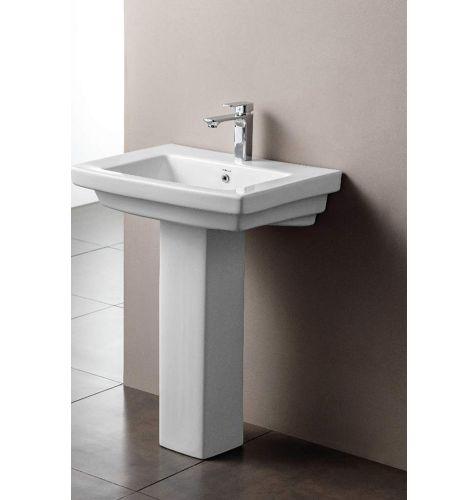 FELICE V-1501/02 Basin With Pedestal ||