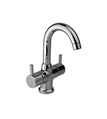 Basin Mixer | FLR-5167NB | Central Hole | chorme|