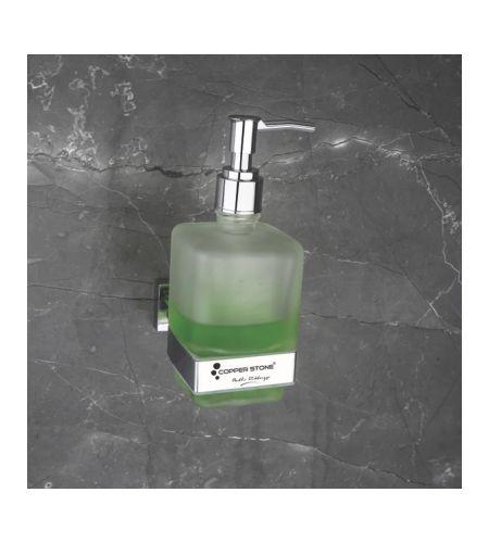 FS010 -A LIQUID  SOAP DISPENSER (BRASS-PUMP)