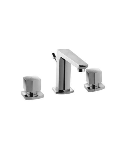 3-Hole Basin Mixer - Chrome | KUP-35191PM