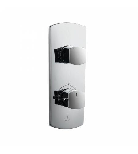 Aquamax Exposed Part Kit of Thermostatic Shower Mixer - Chrome|KUP-35661KPM