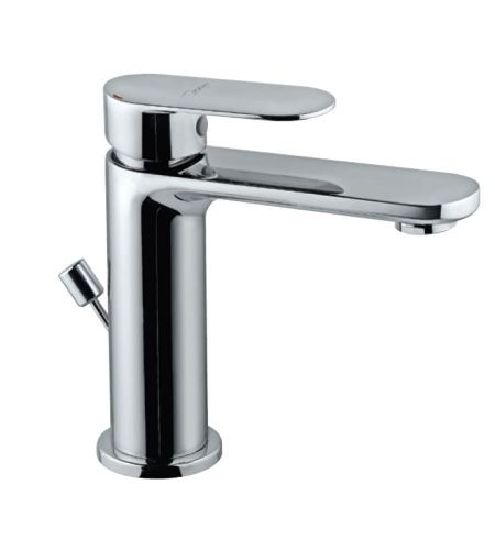 Single Lever Basin Mixer with Popup Waste - Chrome|OPP-15051BPM