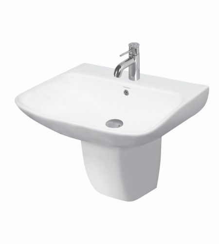 ORSOLA V-1531/31  Basin With Half-Pedestal ||