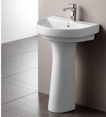 SIENNA V-1503/04 Basin With Pedestal ||