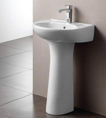 SILVA V-1505/25 Basin With Pedestal ||