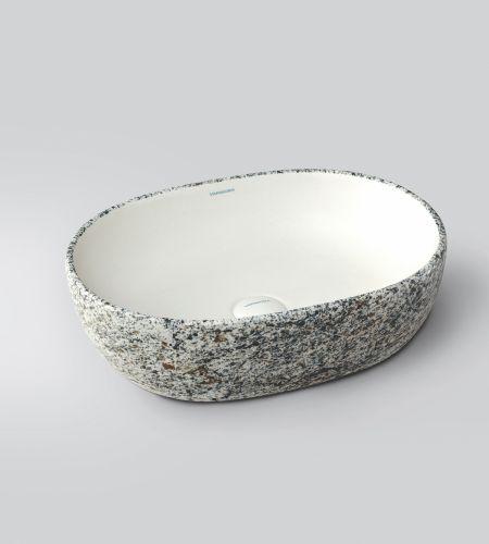WHITE GRANITEE  (MATT)