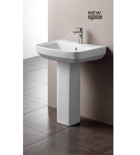 ZYRA V-1533/02 Basin  With  Pedestal ||