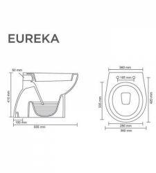 EUREKA V954