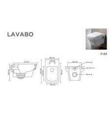 LAVABO V-9008