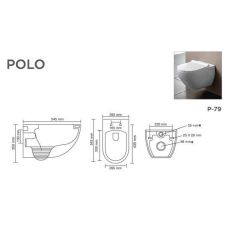 POLO V-9005 (WITH SLIM SEAT COVER )
